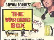 mort pleine forme Wrong Box, Bryan Forbes (1966)
