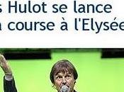 Nicolas Hulot, candidat l'extrême