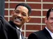 Black Will Smith Josh Brolin tournage
