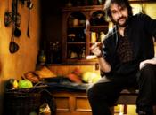 Vidéo balade tournage Bilbo Hobbit avec Peter Jackson, cool