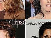 Kristen Stewart's Make-up Hair style Evolution