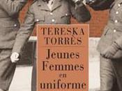 pour vous Jeunes femmes uniforme, Tereska Torrès
