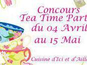 Concours 'Tea Time Party'