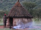 nuit chez Himba, Otjiheke, Namibie, mars 2011 Part