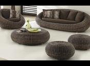 choix écologique meubles jacinthe d'eau rotin