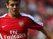 Arsenal Wilshere contre l'avis Wenger