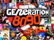 GENERATION 80-90 Soirée Généraliste Players Paris