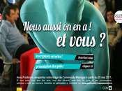 """Concours pour trouver stage """"Community Manager"""""""