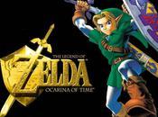 Legend Zelda Ocarina Time débarque