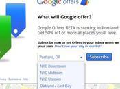 Google lance offers