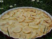 Ronde Interblog #16, flan pommes
