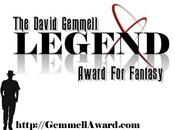 Shorlist 2011 pour David Gemmell Legend Award
