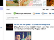 2000 personnes aiment page Twilight: Breaking Dawn