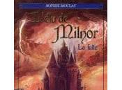 [Book Review vidéo L'Élu Milnor, tome fuite