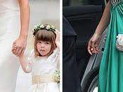 robes Pippa Middleton, demoiselle d'honneur Kate