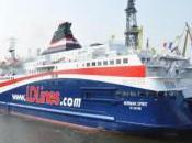Liaison Transmanche Havre Portsmouth trois fois plus passagers deux véhicules