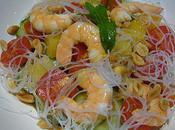 Salade Thaïlandaise vermicelles