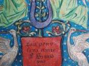 Livre d'Heures amicorum entièrement peint main 1882
