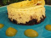 Cheesecake exotique... mangue