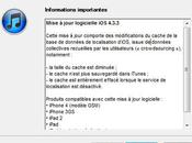 [Firmware] l'iOS 4.3.3 désormais disponible