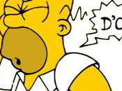 juron d'Homer Simpson vient loin