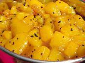 Cuisine indienne vidéo Chutney mangue