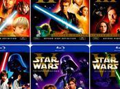 Saga Star Wars Blu-ray avec plus heures Bonus !!!!