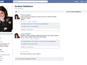 Jackson Rathbone officiellement facebook