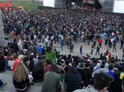 Primavera Sound Barcelone, musique fond