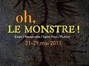 Festival Eaux-Monstres vedette Monstre Léman