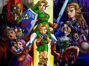 Legend Zelda Ocarina Time annoncé