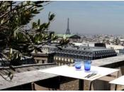 Terrasse Galeries Lafayette