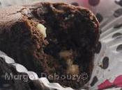 Muffins choco pépites blanches