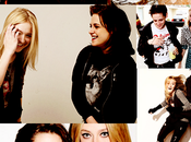 Collage Kristen Stewart Dakota Fanning