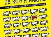 hiéroglyphes Keith Haring exposition pour petits... grands