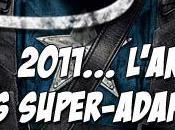 [cinema] 2011… l'année super heroes-adaptations