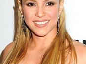 Hairstyle/Coiffure Shakira.