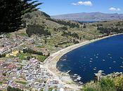 Bolivie: Copacabana pied Titicaca
