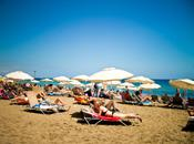 plages Barcelone…