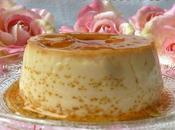 Crème renversée caramel