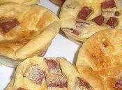 Muffins Salés Façon Quiches Sans Pate