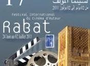 édition festival international cinéma d'auteur, juin juillet Rabat