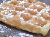 Gaufres lait fermenté babeurre
