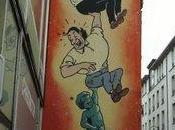Fresque Vandersteen Bruxelles