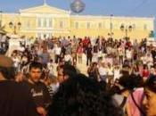 Manifs Grèce Papandreou propose démissionner
