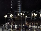 Chanel Hiver 2012 escarpins lumineux