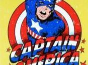 Captain america dénaturé
