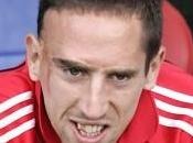 Ribéry Faire comme Vettel
