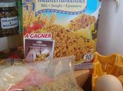 Gratin légumes céréales méditerranéennes