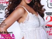 Jessica Alba fait couverture magazine Latina, Août 2011